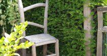 Chestnut Garden Chair