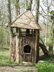 chestnut, softwood and cedar shingles