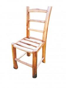 Chestnut dining chair