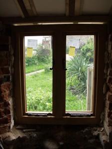 Chestnut window