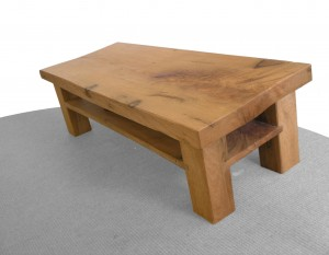 Turkey oak table