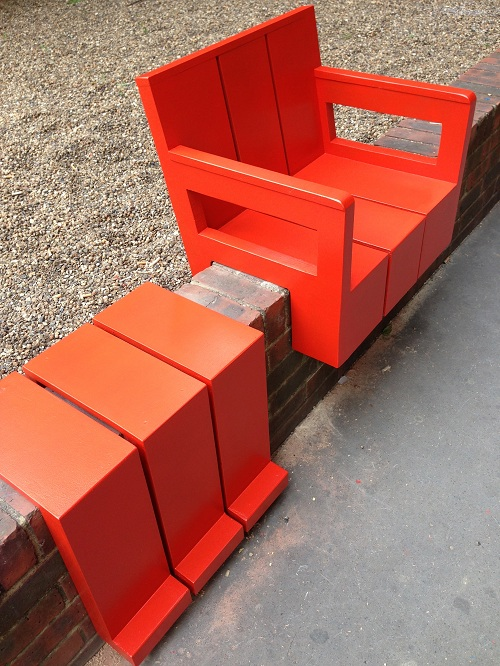 Bespoke street seating bench ed brooks furniture
