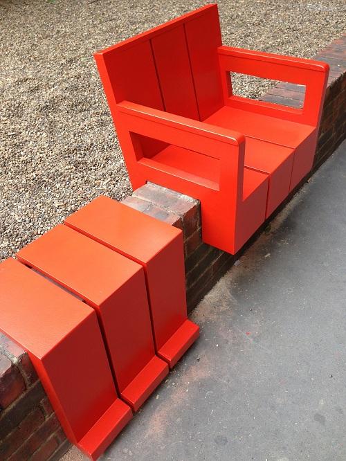 Bespoke street seating bench ed brooks furniture