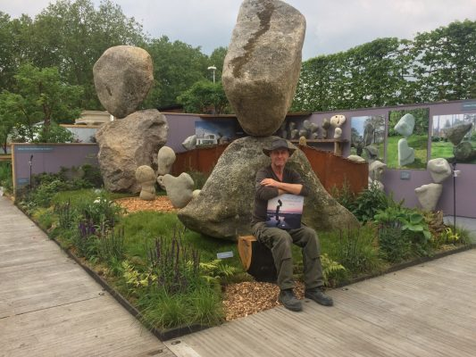 Alex Brooks Furniture Chelsea Flower Show