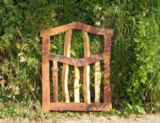 Ed Brooks Furniture garden gate Marshwood vale