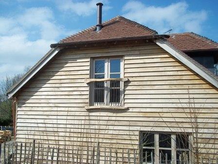 Oak Juliet Balcony 1