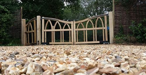 oak-arched-entrance-gates