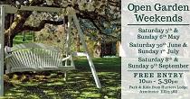 Open Garden Weekends