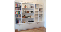 Shelving & storage cabinet