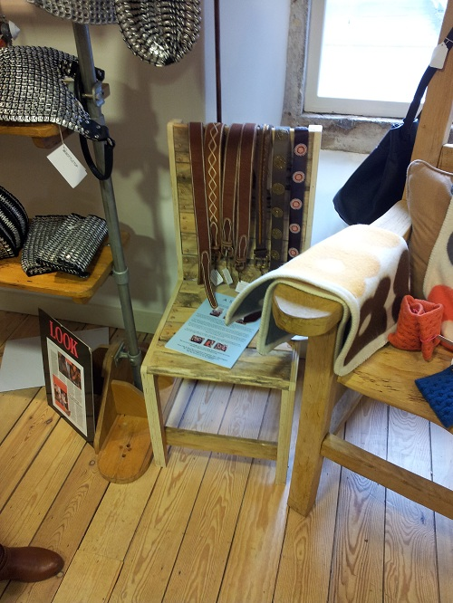 Ed Brooks Furniture Pallet chair