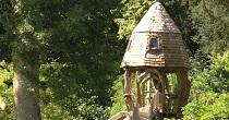 Oak & Cedar treehouse