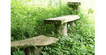 Meadow chestnut seats
